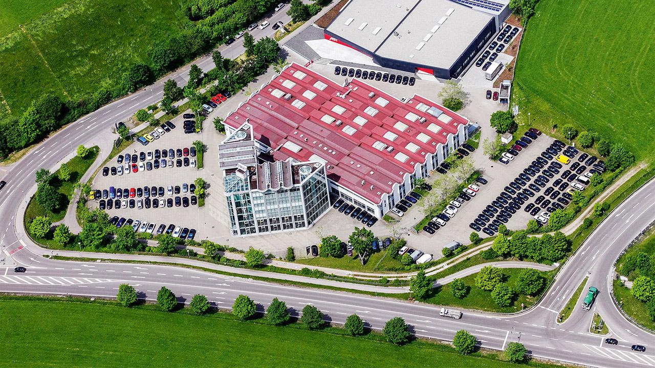 abt facilities ABT Sportsline's history