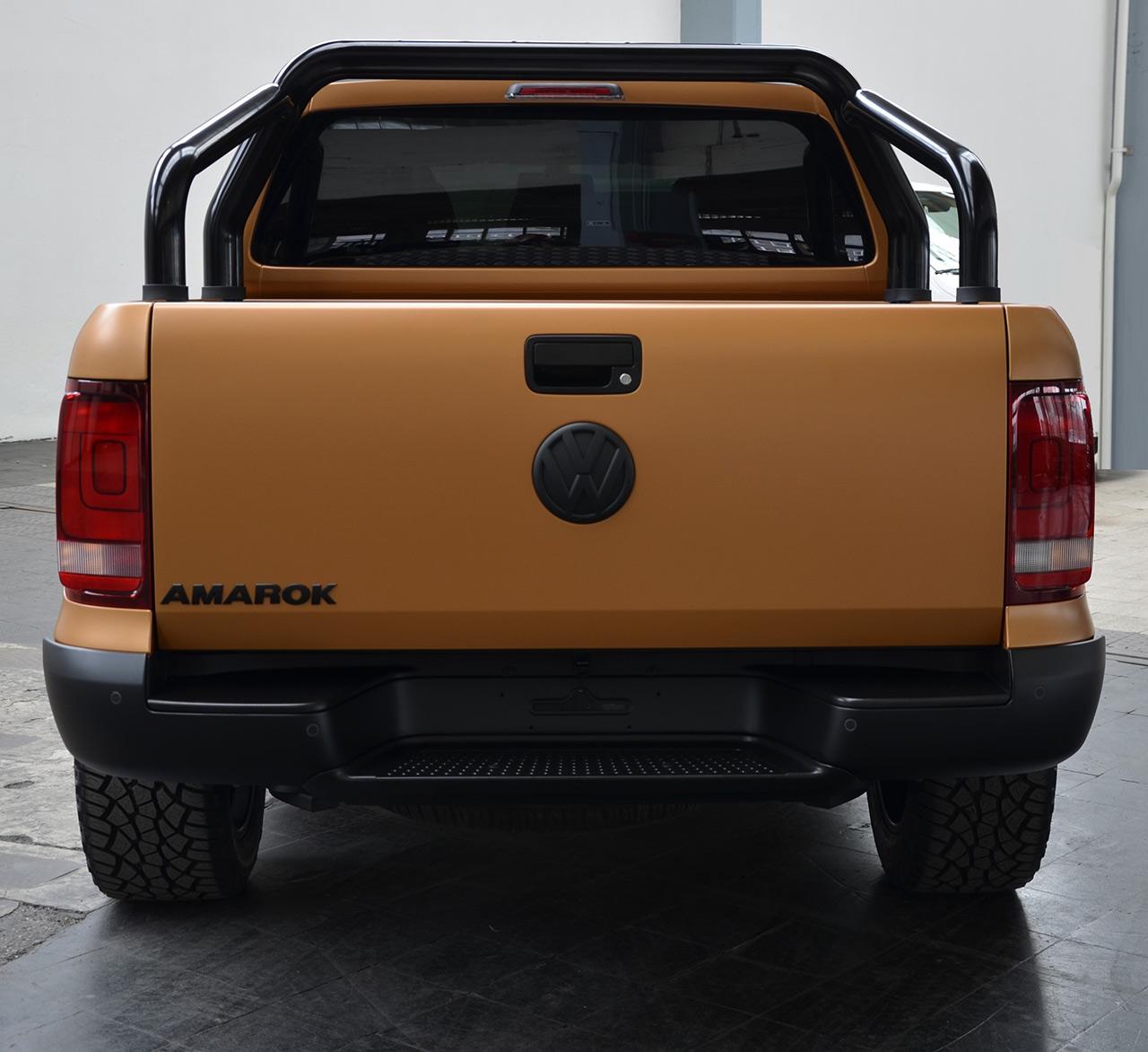 amarok v8 passion desert 3 MTM VW Amarok V8 Passion Desert