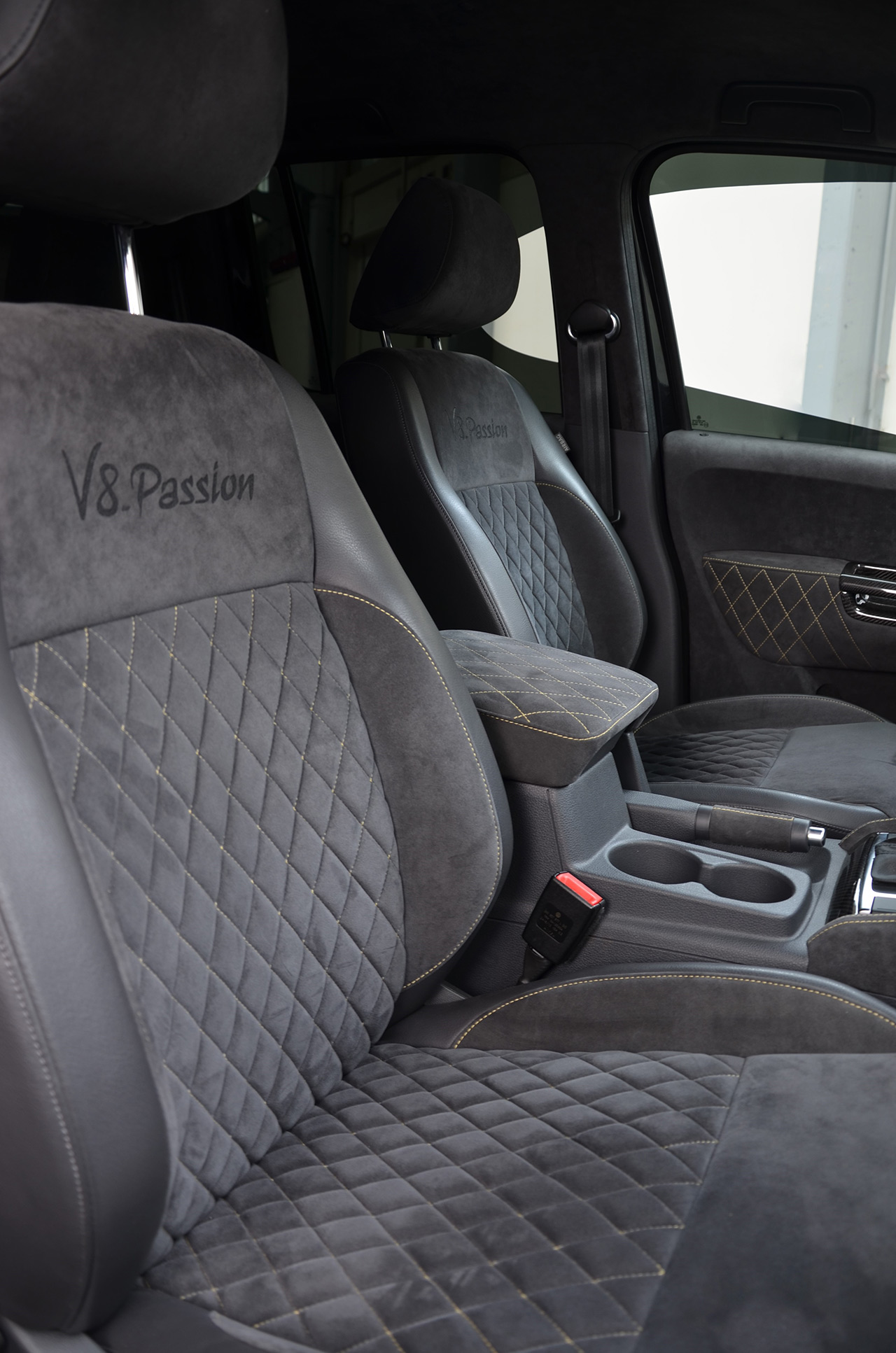 amarok v8 passion desert 5 MTM VW Amarok V8 Passion Desert