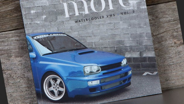 morethanmore 628x356 More: Watercooled VWs Vol. 3 Coffee Table Book