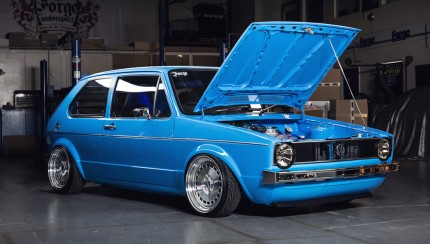 vw golf mk1 tuning 430x244 VW Golf mk1 tuning pictures