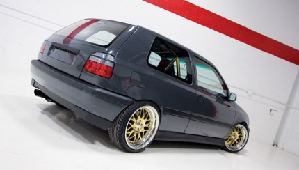 vw golf mk3 tuning 430x244 VW Golf mk3 Tuning pictures