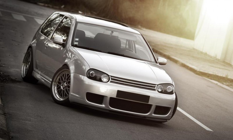 vw golf mk tuning pictures