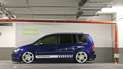 vw touran tuning 430x244 VW Touran tuning pictures