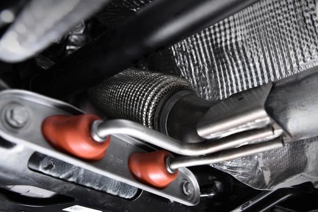 DSC 9931 628x419 Milltek Golf R Estate Exhaust System