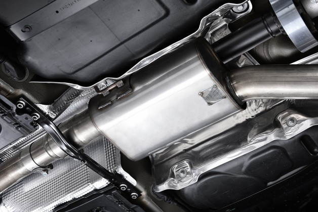 DSC 9934 628x419 Milltek Golf R Estate Exhaust System
