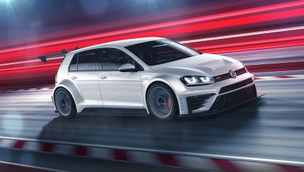 Golf gti TCR 1 430x244 Volkswagen Motorsport Golf GTI TCR