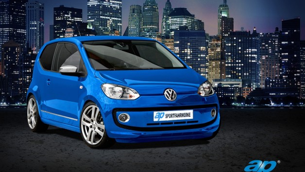 ap vw up 628x356 ap lowering springs for the VW up!