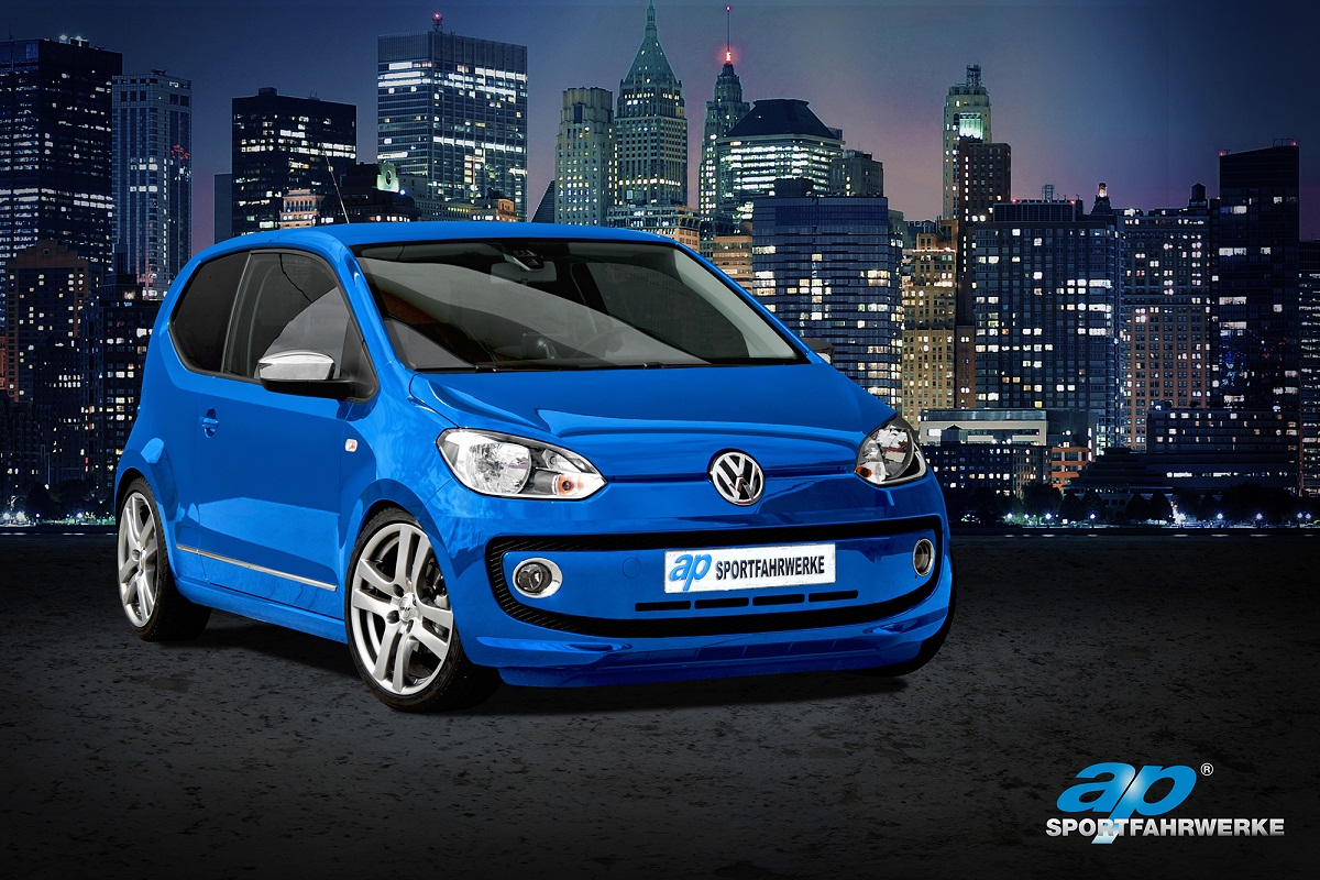 ap lowering springs for the VW up!