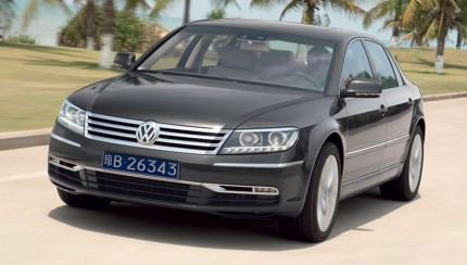 armoured volkswagen phaeton 430x244 3 Things to Look For in an Armored Dealer