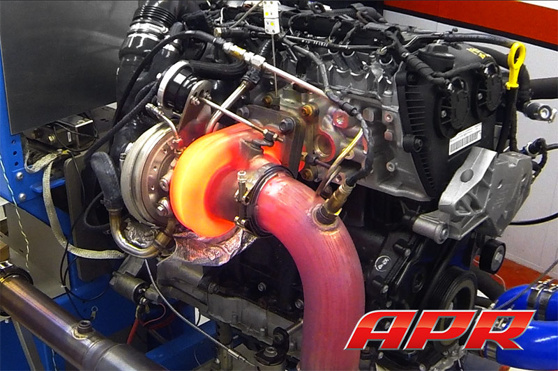 Apr Presents The Stage Iii Efr7163 Turbocharger System