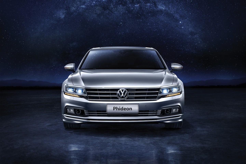 vw phideon 6 VW Phideon
