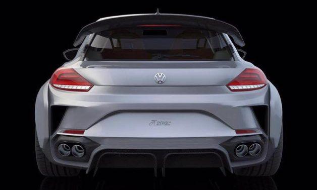 Volkswagen Scirocco R by Aspec 9 628x378 Volkswagen Scirocco R by Aspec 9