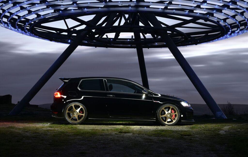 vw golf mk7 CarbonSpeed CarbonSpeed Intake For Volkswagen Golf Mk7 GTI