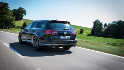 ABT Passat 002 430x244 7 times more ABT POWER for the latest Passat