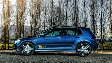 O CT Tuning Volkswagen Golf VII R 1 430x244 A MUSCLED BEAST powered by O.CT TUNING – THE GOLF VII R