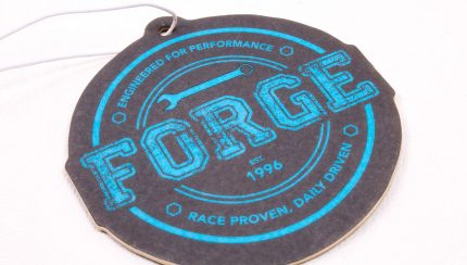 forge freshner 2 430x244 Forge Motorsport Announces New Range Of Automotive Air Fresheners