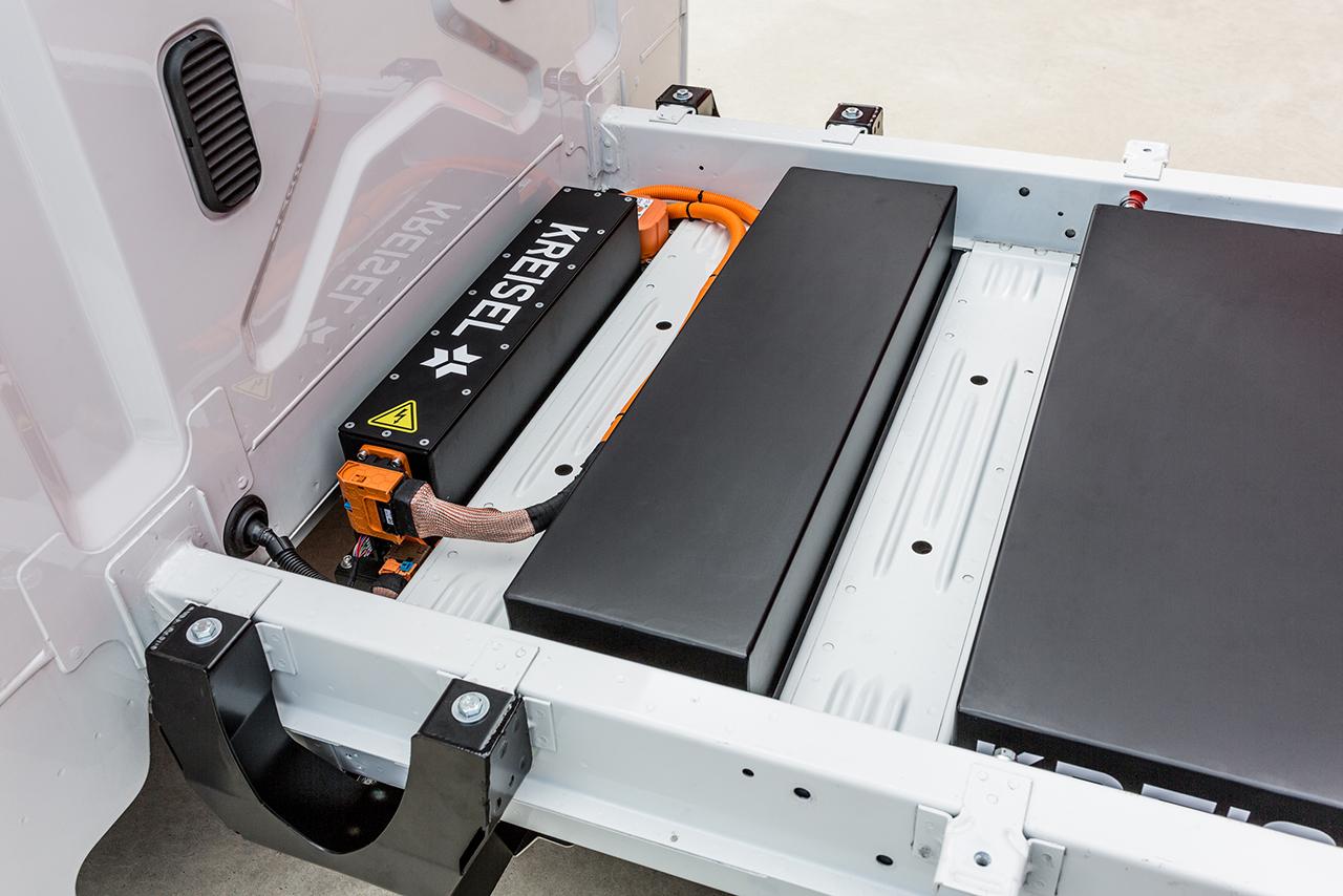 ABT E CAB 007 Versatile workhorses – the ABT Sportsline eCab chassis