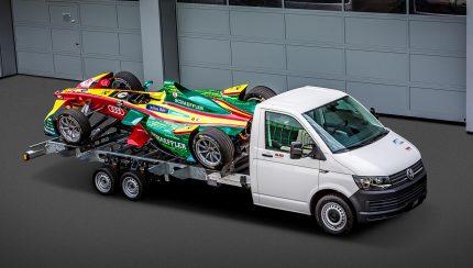 ABT E CAB 012 430x244 Versatile workhorses – the ABT Sportsline eCab chassis