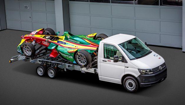 ABT E CAB 012 628x356 Versatile workhorses – the ABT Sportsline eCab chassis
