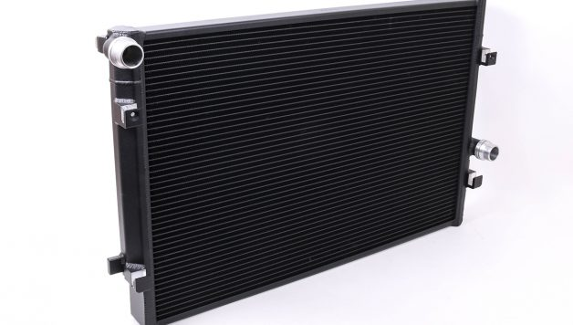 IMG 8220 2 628x356 Forge Motorsport Alloy Radiator   VW Golf GTI Mk7