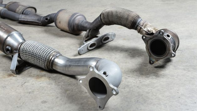milltek vw 628x356 Milltek Sport launches innovative cast downpipes for multiple VW Models