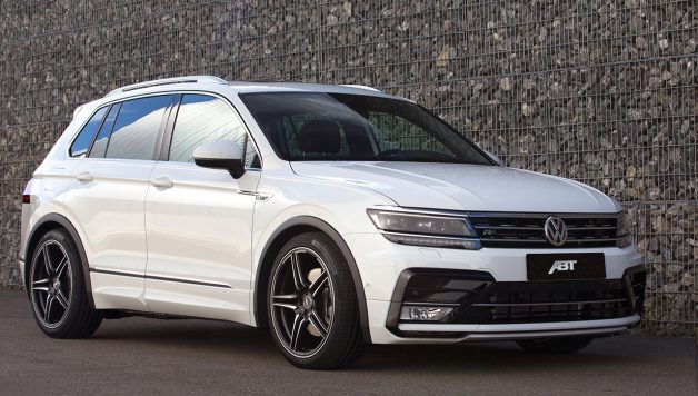 ABT Tiguan 001 628x356 More ABT POWER for the new VW Tiguan
