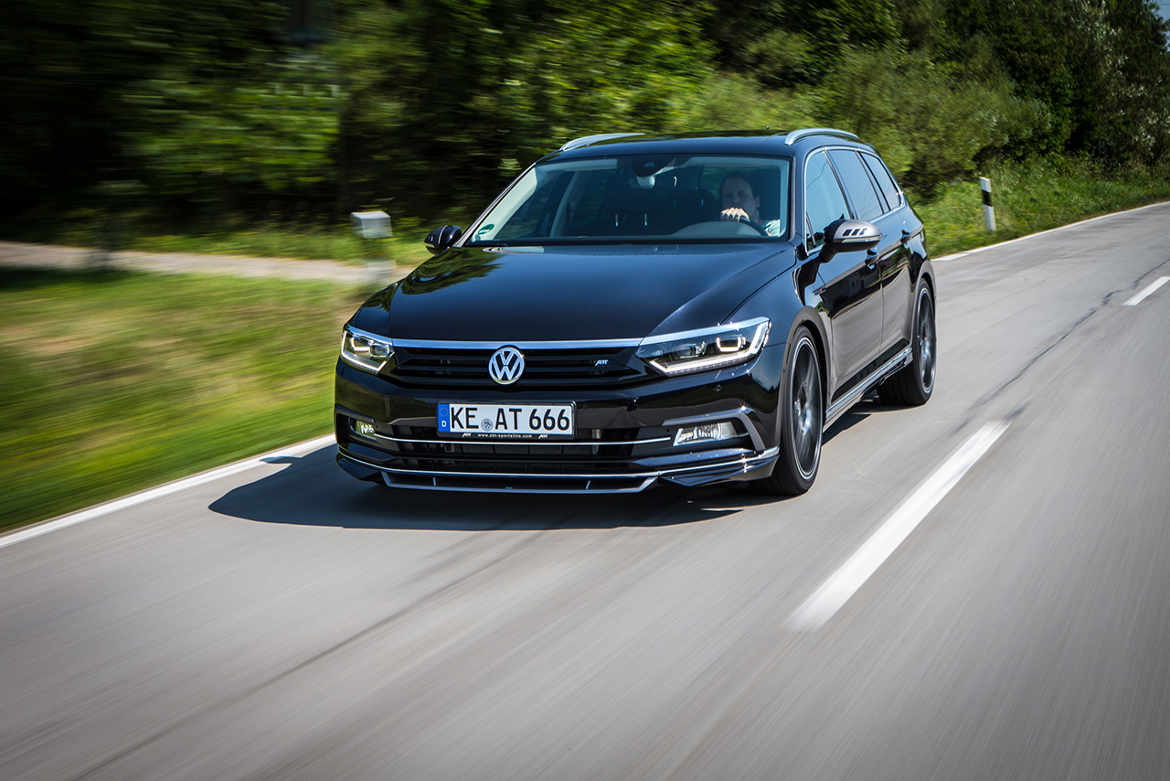 ABT VW Passat Maximum warranty for VW upgrades