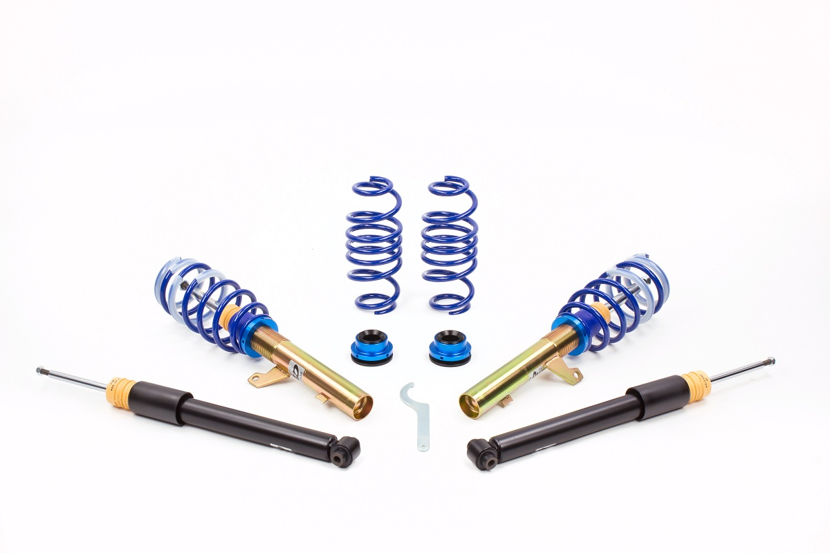 ap Gewindefahrwerk 001 72dpi ap coilover kits for VW Passat R36 released