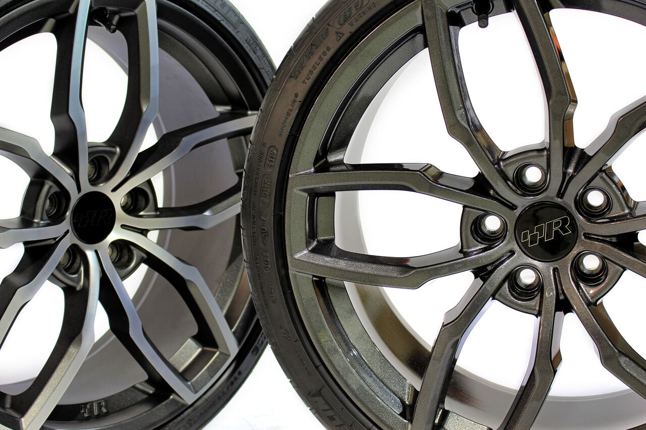 R360 wheels 2 Awesome GTI Exclusive: Racing Line R360 Alloy Wheel for VW Group Cars