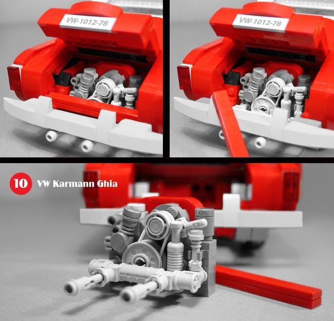 karmann guia lego 9 Lego Karmann Guia