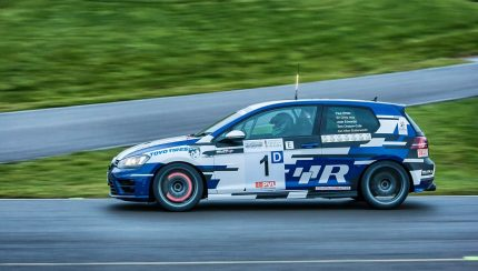 milltek motorsports 3 430x244 Milltek Sport Supplies MkVII Golf R For Mission Motorsports Olympic Stars at Race Of Remembrance