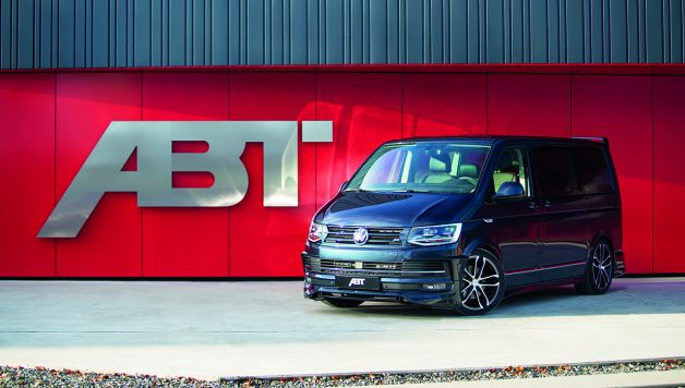 "ABT T6 002 628x356 This ""Bulli"" can do it all – in a sporty way: the new ABT T6"