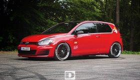 Dotz VW Golf VII Lowgo