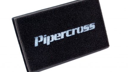 Pipercross Rectangular Filter No Box 430x244 Pipercross Performance Air Filter. Golf Mk3 GTI