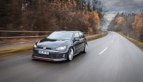 ABT GolfVII GTI antrazith 002 3600px 280x161 ABT tunes the VW bestseller at a bargain price