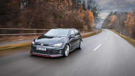 ABT GolfVII GTI antrazith 002 3600px 430x244 ABT tunes the VW bestseller at a bargain price