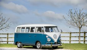 1 280x161 £90,000 VW Camper leaves Windrush Car Storage to go under the hammer at the Goodwood Festival