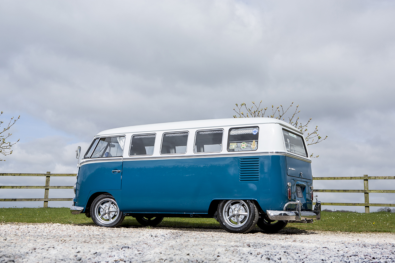 5 £90,000 VW Camper leaves Windrush Car Storage to go under the hammer at the Goodwood Festival