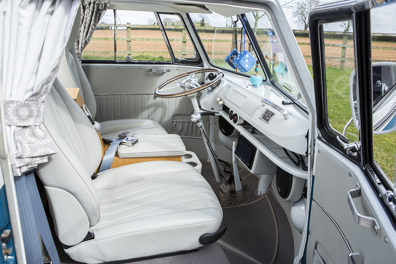 7 £90,000 VW Camper leaves Windrush Car Storage to go under the hammer at the Goodwood Festival