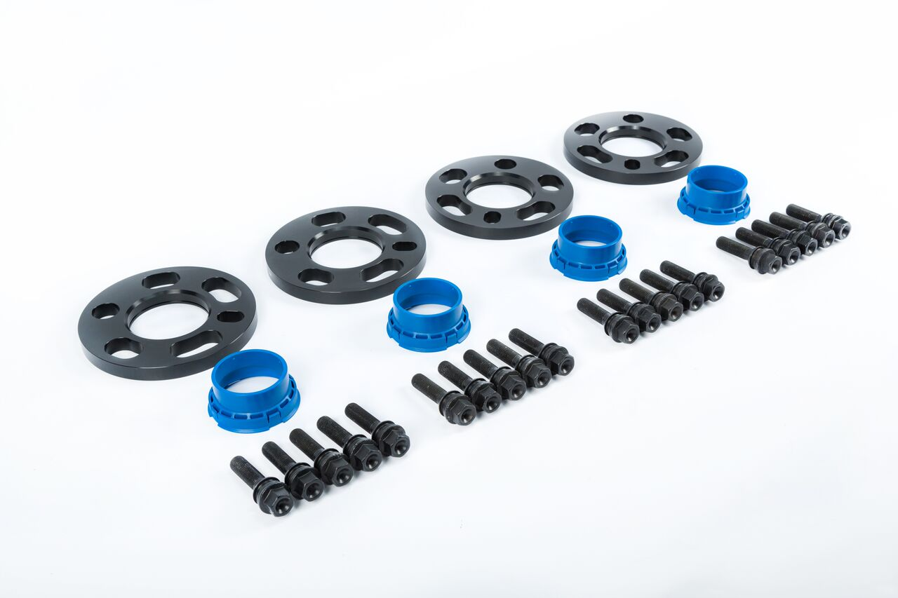 56050134BL.1 ST Suspensions Release Further Details Of New Hub Centric Spacer Kit For VW T5/6