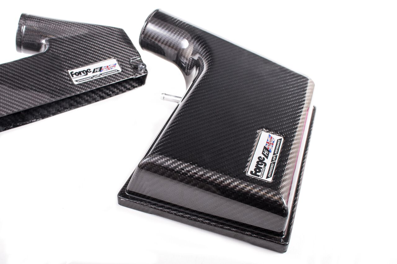 Forge Motorsport Releases Details Of Hi Flow Carbon Fibre Intake For 1.4TSI VWs