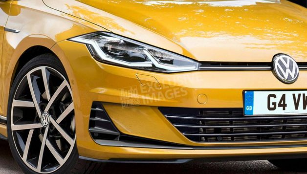 vw golf mk8 628x356 Will the Anticipated VW Golf Mk 8 Re establish Itself as Hatchback King?