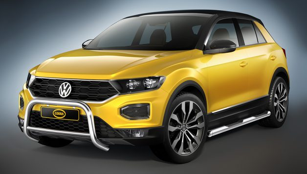 Cobra VTRO Pic1 628x356 The Cobra Technology & Lifestyle  accessories concept for the T Roc